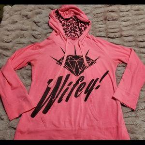 187 Inc Wifey hoodie